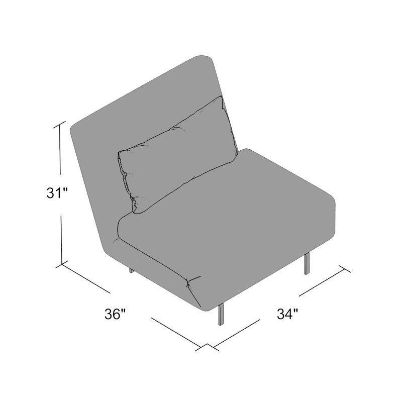 Tremendous Felica Convertible Chair Inzonedesignstudio Interior Chair Design Inzonedesignstudiocom