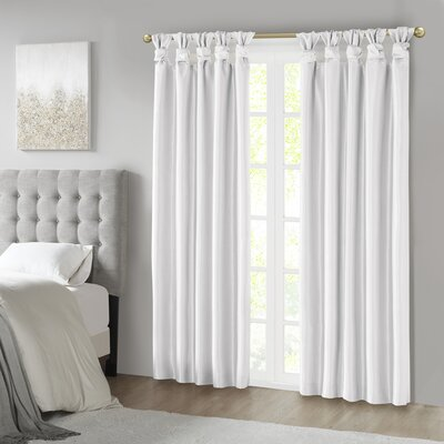 Tab Top White Curtains Amp Drapes You Ll Love In 2020 Wayfair