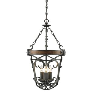 Wildon Home ? Lucy 3-Light Urn Pendant