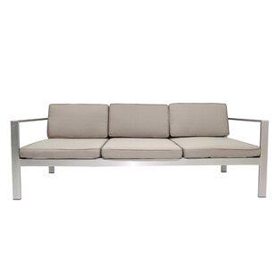 Hillwood Patio Sofa with Cushions