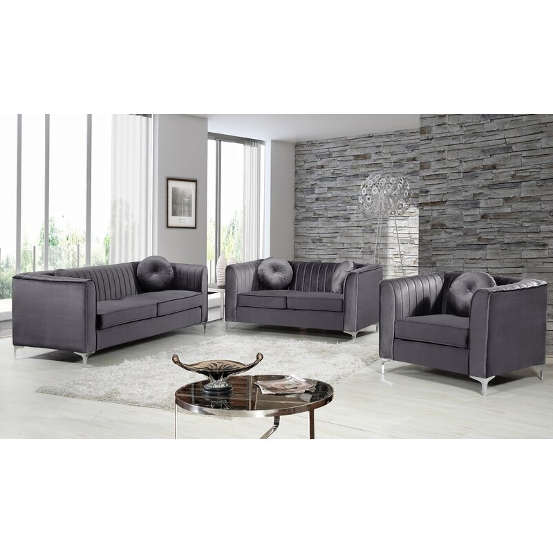 Herbert Conservatory Configurable Living Room Set