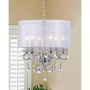 Purchase Mckinzie 6-Light Chandelier By House of Hampton