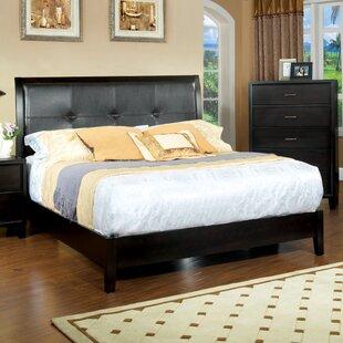 Laguna Upholstered Platform Bed by Hokku Designs
