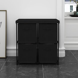 Inexpensive Hernandez 4 Drawer Storage Chest By Rebrilliant
