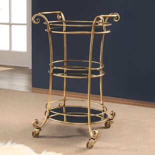 Colworth Bar Cart by House of Hampton