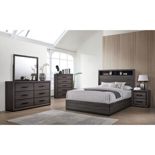 Drummond Panel Configurable Bedroom Set by Enitial Lab