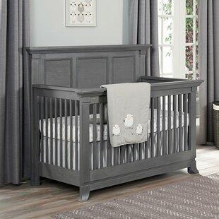 Manderson 3-in-1 Convertible Crib