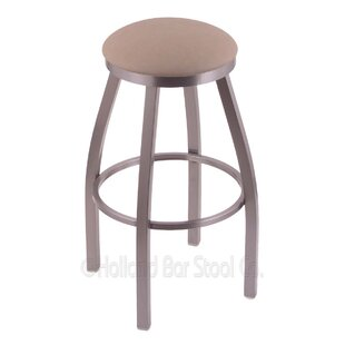 Cragin 25 Swivel Bar Stool Wrought Studio