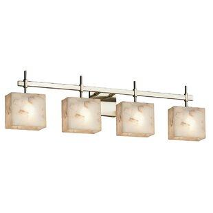Rosecliff Heights Conovan 4-Light Vanity Light