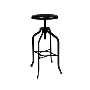 Octu Adjustable Height Swivel Bar Stool b..