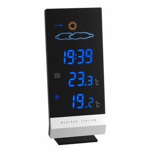 Lumax Electronic Wireless Weather Station By Symple Stuff