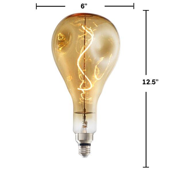 Bulbrite Industries 60 Watt Equivalent Led Dimmable Light Bulb 2000k E26 Medium Standard Base Wayfair