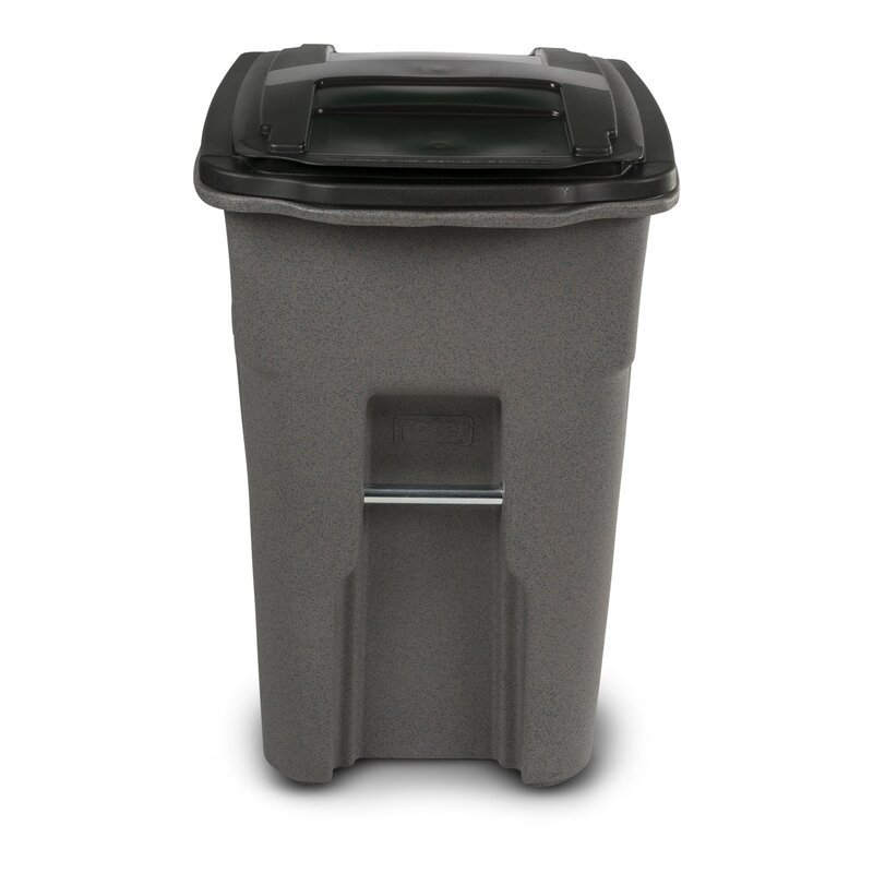 48 Gallon Trash Can