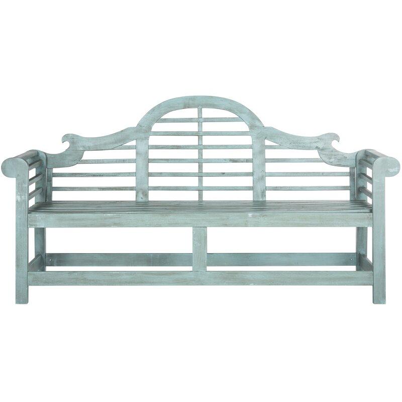 Ziemer Wooden Garden Bench