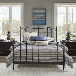 Alston Queen Panel Bed by Madi..