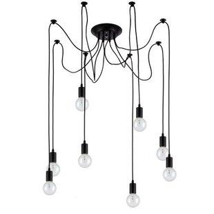 OHR Lighting Edison 8 Light Cluster Pendant