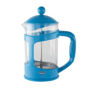 Cafetiere Borosilicate French Press Coffee Maker