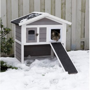 30 Goleta Insulated Cat Condo