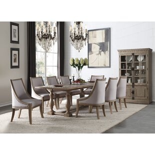 Asuncion 9 Piece Dining Set One Allium Way