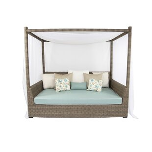 Palisades Viceroy Day Bed with Cushions by Patio Heaven
