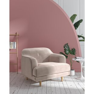 Bungalow Rose Goldsmith Armchair