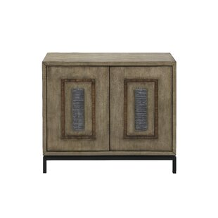 Reena 2 Door Accent Cabinet by World Menagerie