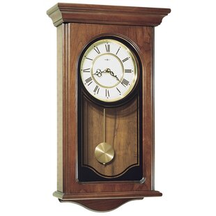 Chiming Quartz Orland Wall Clock by Howard Miller?