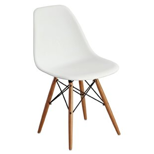 Mohnton Solid Back Side Chair (Set Of 2) by Wade Logan Cheap