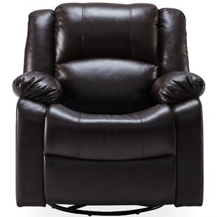 Bueno Modern Compact Manual Recliner By Ebern Designs