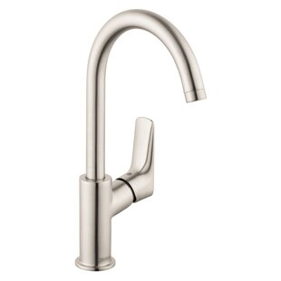 Comparison Logis Faucet with Drain Assembly By Hansgrohe