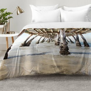 East Urban Home Bree Madden By The Pier Comforter Set