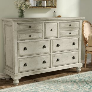 Lark Manor Philomena 7 Drawer Dresser