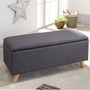 Storage Ottoman Bench Bedroom | Wayfair.co.uk