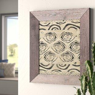 be3e4e365e7e Alysa Barn Wood Reclaimed Wood Extra Wide Wall Picture Frame