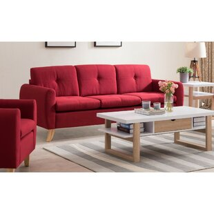 Marshall Button Tufted 3-Seat Sofa