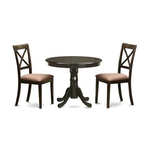 3 Piece Dining Set by East..