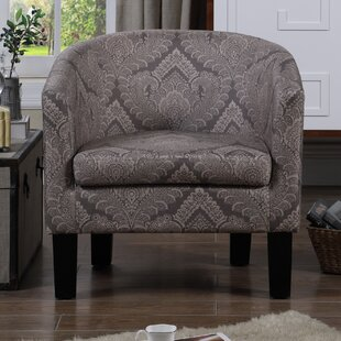 Review Berlingen Barrel Chair by House of Hampton