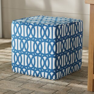 Salton Pouf by Beachcrest Home