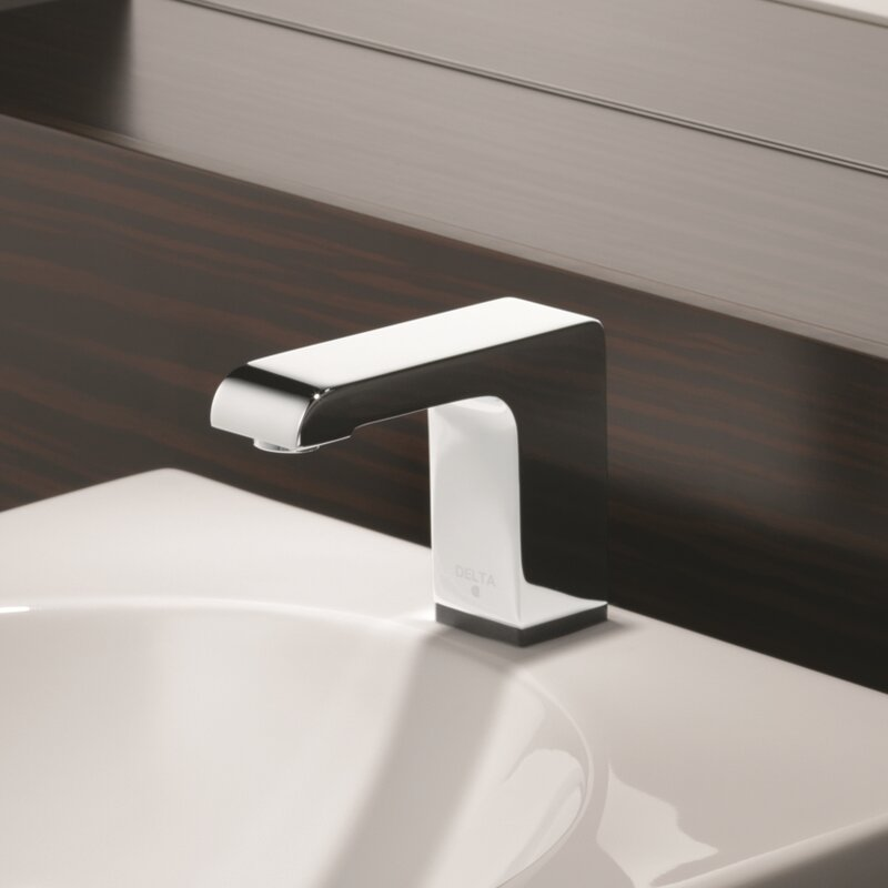 Delta Electronics Standard Bathroom Faucet   Wayfair