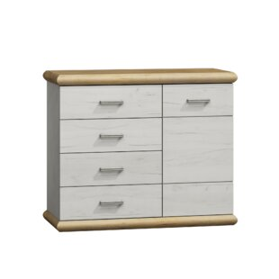 Denby 4 Drawer Combi Chest By Brambly Cottage