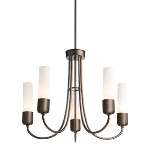 Portico 5-Light Outdoor Chandelier