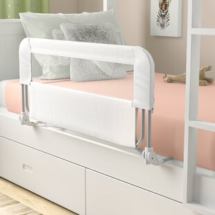 Bridgett Safe Sleeper Fold Down Bed Rail By Harriet Bee