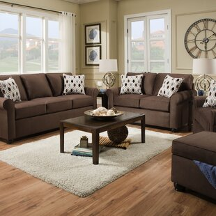 Andover Mills Rausch Configurable Living Room Set