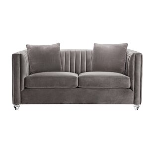 Gelman Loveseat by Everly Quinn