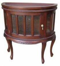 Demilune Tea Console Table By Astoria Grand