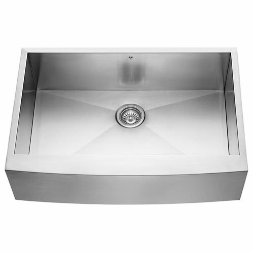 Stainless Steel Kitchen Sinks You\'ll Love | Wayfair