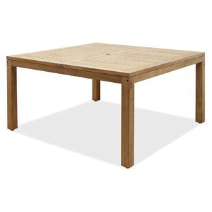 Shop For Brighton Teak Dining Table Great price
