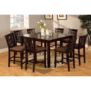 Woen Counter Height Extendable Dining Table Astoria Grand