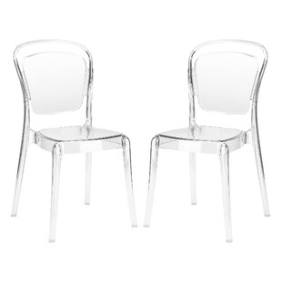 House of Hampton Mullet Side Chair (Set of 2)