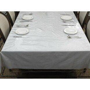 Heavy Duty Plastic Tablecloth